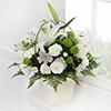 White Exquisite Arrangement