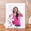White Fish Personalized Photo Frame