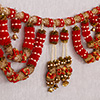 White & Red Bandhanwar