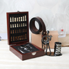 Wine Chess Set With A Belt & Pen Stand Hamper
