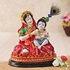 Yasoda's Love For Krishna Resin Statue Showpiece