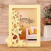 Yellow Fish Personalized Photo Frame