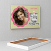 You are the One Personalized Anniversary Canvas