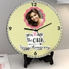You are the One Personalized Anniversary Clock
