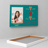 You Complete my Pizza Personalized Canvas