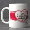 You Light up My Life Personalized Mug