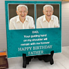 Your Guiding Hand Personalized Birthday Tile