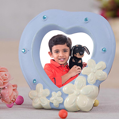 Cute Heart Shaped Photo Frame Giftsend Home And Living Gifts